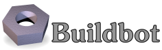 The Buildbot logo